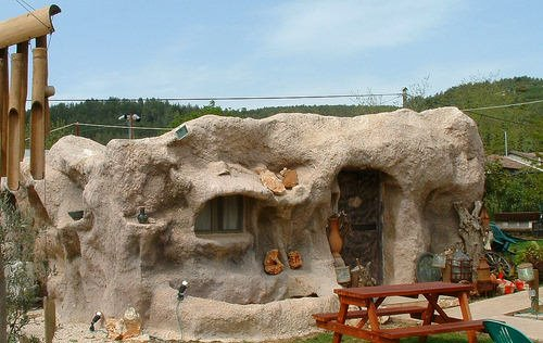 Cave House 01