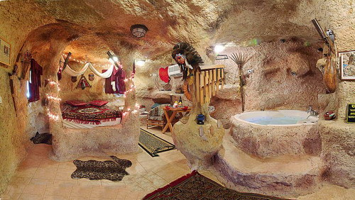 Cave House 15