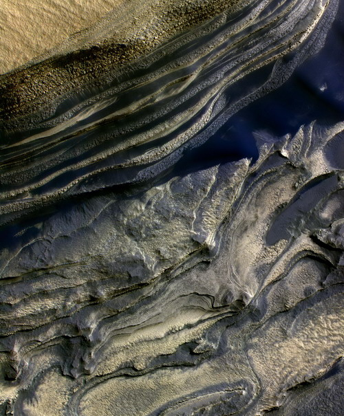 Layers of Deposits