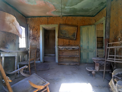 Bodie Ghost Town 02