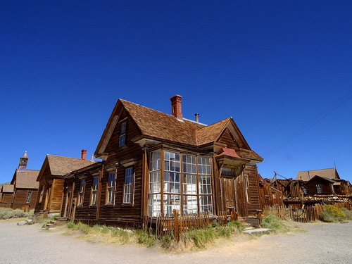 Bodie Streets