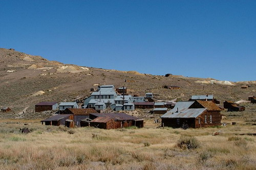 Bodie, Ghost Town 01