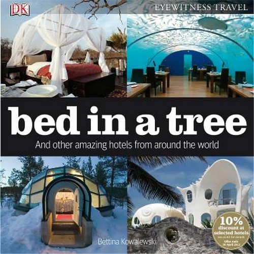 Weird Hotels Book