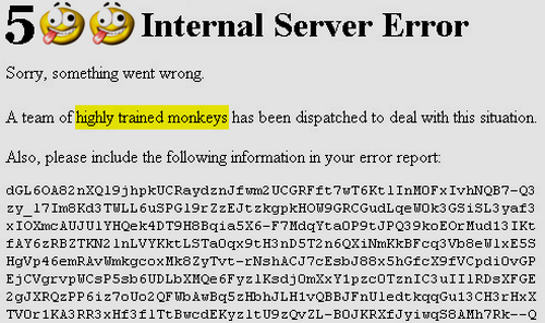 Youtube Server Is Down