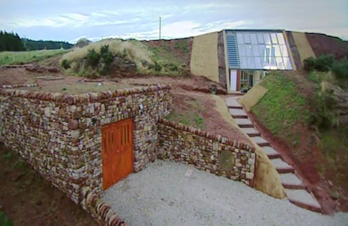Cumbria Underground House (Eden Valley, Great Ormside, Cumbria ...