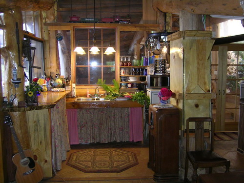 Earth House Kitchen