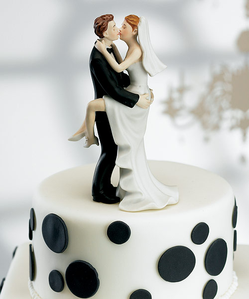 Wedding Cake Toppers Football
