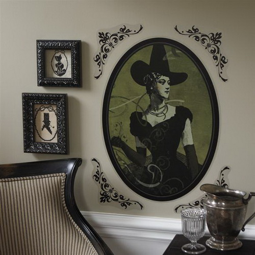 source colonial candle - Sophisticated Halloween Decorations