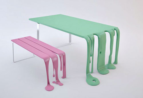 Weird Tables weird tables
