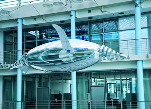 Festo Flying Robot