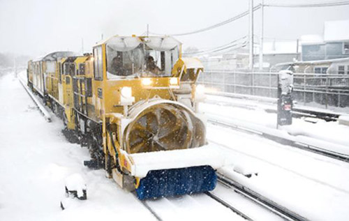 Snow Train NYC