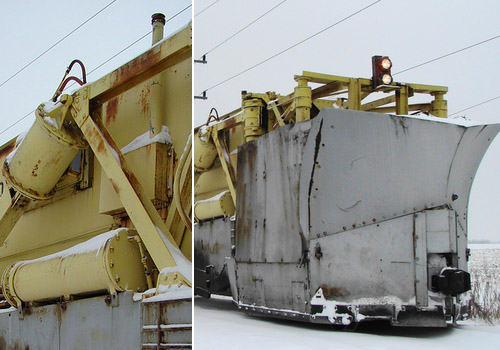 Snow Plow in United States