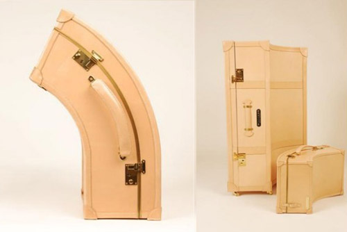 weirdly shaped luggage willliams handmade 02