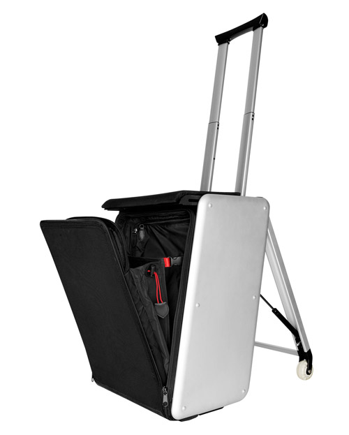 trip transformable suitcase