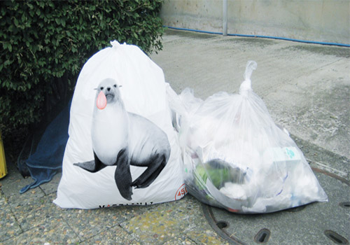 dustbin bag seal