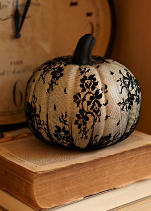 homemade pumpkin