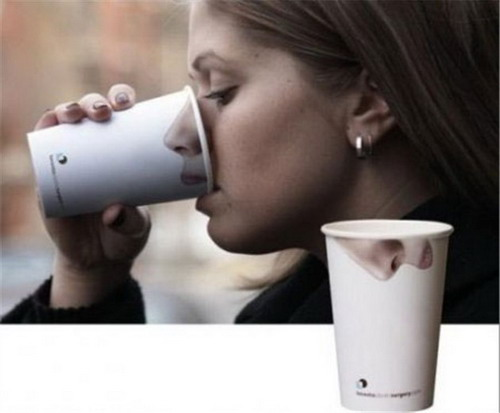 cup ads