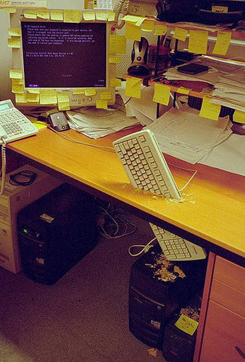 Funny office pranks weirdomatic - Office pictures ...