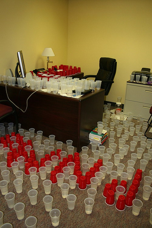 Funny Office Pranks Weirdomatic