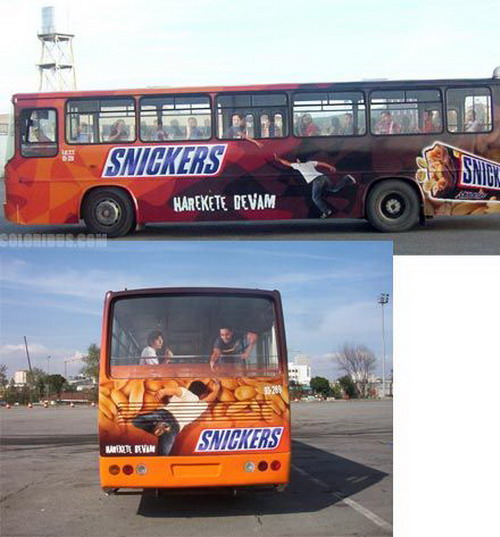 Cool Bus Ad 19