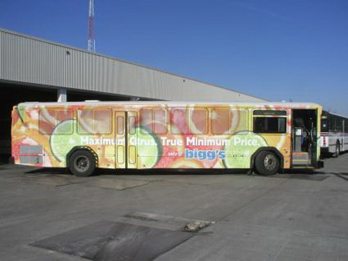 Cool Bus Ad 40
